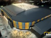 Friends Arena officiellt invigd