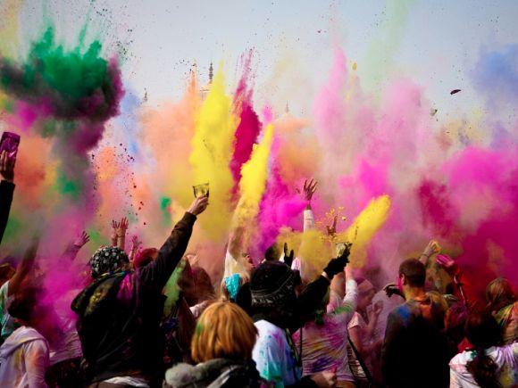 Vi älskar färger!