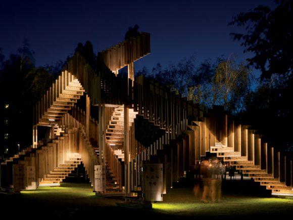 Endless Stairs © James Newton