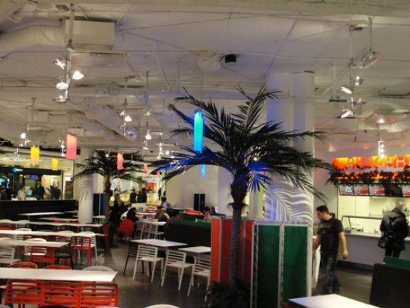 Foodcourt Liljeholmen