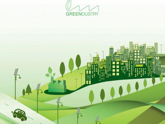 GreenDustry - energieffektiv allmänbelysning med LED