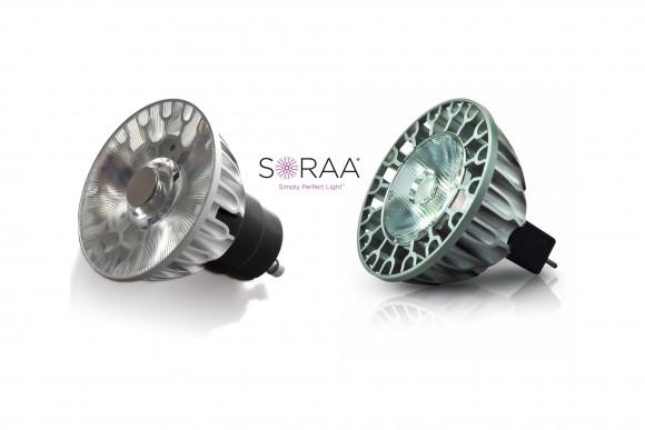 Soraa LED lampa med GU10 sockel