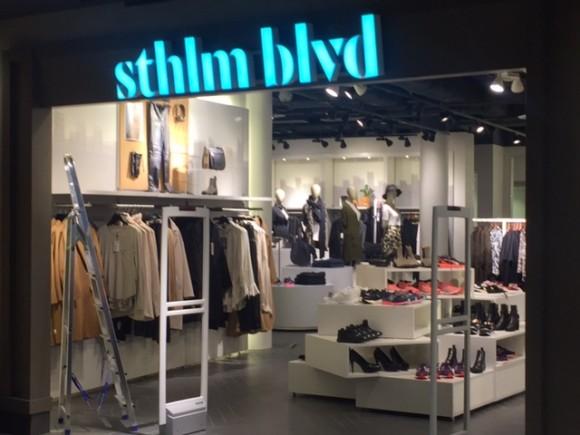 STHLM BLVD - nyskapande skyltbelysning