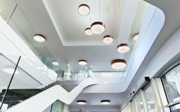Utanpåliggande LED armatur
