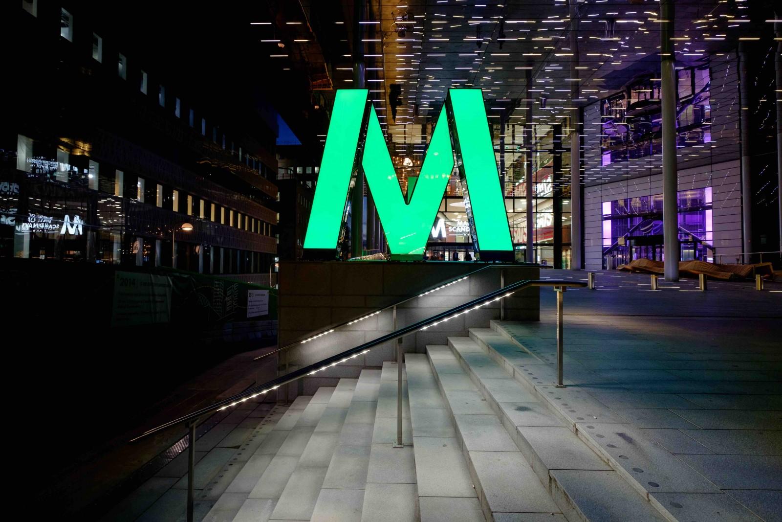 mall of scandinavia kommunalt
